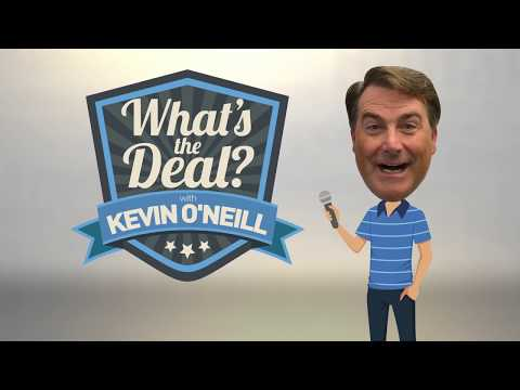 What's the deal with Kevin O'Neill? Ep. 1