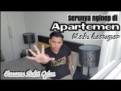 Jalan-Jalan Ke KUALA LUMPUR, Nginep Di Apartment Paket Komplit!!
