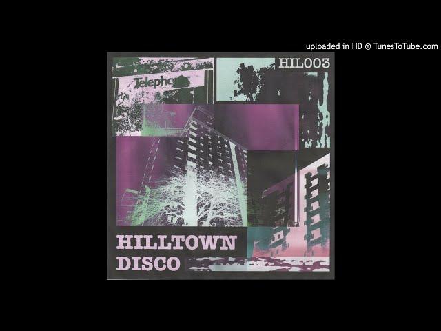 PREMIERE: J Wax - Digits [Hilltown Disco