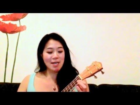 The Hukilau Song - ukulele cover