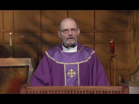 Catholic Mass Today | Daily TV Mass, Friday February 19 2021