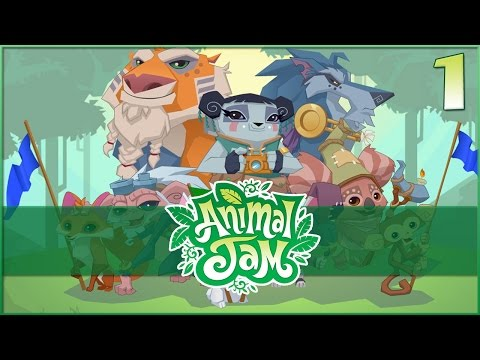 Turning Into a Rabbit & Adopting a Honeybee!! • Animal Jam -