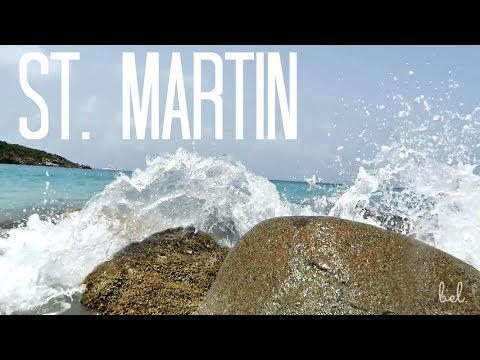 the one where: WE GO TO ST. MARTIN