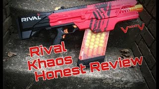 Honest Review: Rival Khaos MXVI-4000