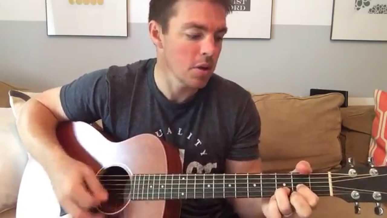 I Can Only Imagine Beginner Guitar Lesson Matt Mccoy Youtube