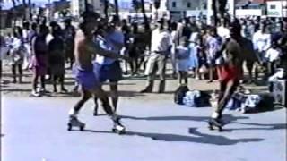 Marcus Schenkenberg 1989 Sexy Performance  /  Wachablösung  Arlington, Washington D.C.1996