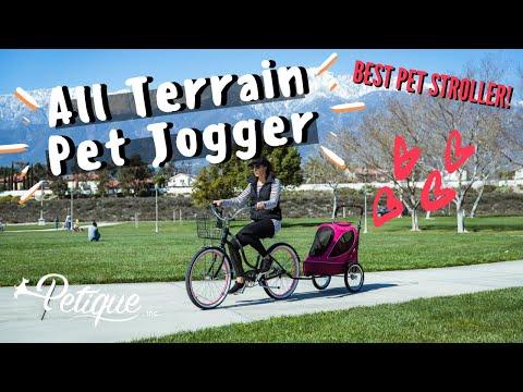 Petique Pets – All Terrain Pet Jogger