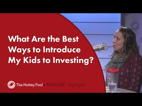 What Are the Best Ways to Introduce My Kids to Investing?