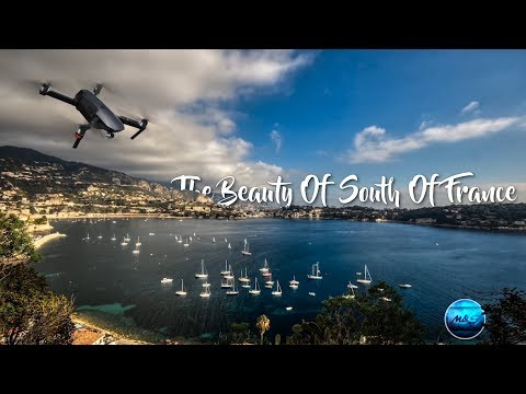 The Beauty Of South Of France | 4K