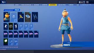 CHANGE ACCOUNT FORTNITE RARE SKINS CAUGHT CAVEIRAO ROXO