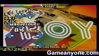 DDR X - Boy (DJ Irene Rockstar Mix)