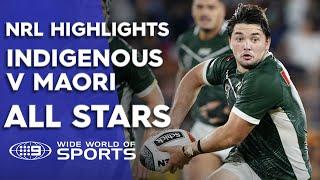 NRL Highlights: Indigenous v Maori All Stars | NRL on Nine