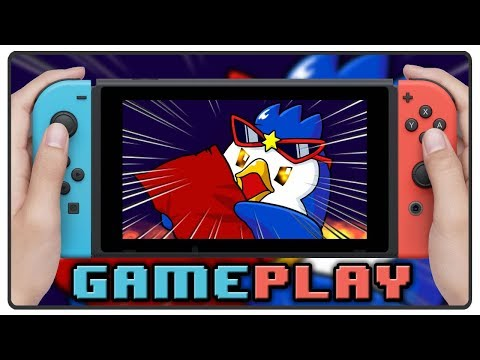Penguin Wars | First 26 Minutes | Nintendo Switch