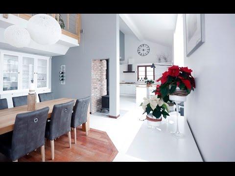 Szybkie Metamorfozy Odc96 Kuchnia Z Jadalnią świątecznie Aranżacje Wnętrz Program Wnętrzarski