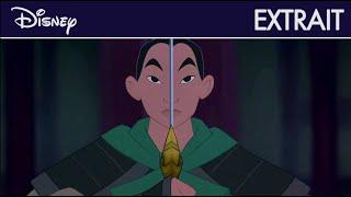 Mulan - Extrait : Mulan s'enfuit I Disney