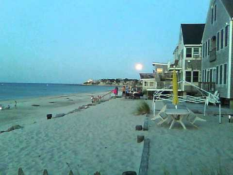 White Horse Beach Plymouth Ma Supermoon 7 12 14