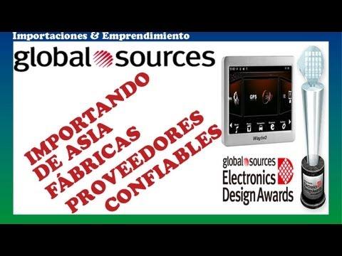 Conociendo el entorno de GlobalSources