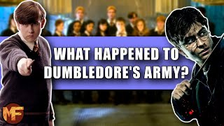 What Happened to Dumbledore's Army After Harry Left Hogwarts? (Harry Potter Explained)