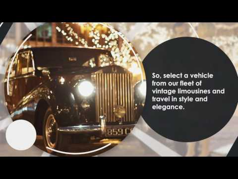 Vintage Limousine | Antique Limousine of Indianapolis