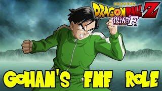 Dragon Ball Z Fukkatsu No F (Resurrection of Frieza): Gohan