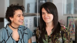 From web to TV hit, Abbi Jacobson and Ilana Glazer recount rise of 'Broad City'