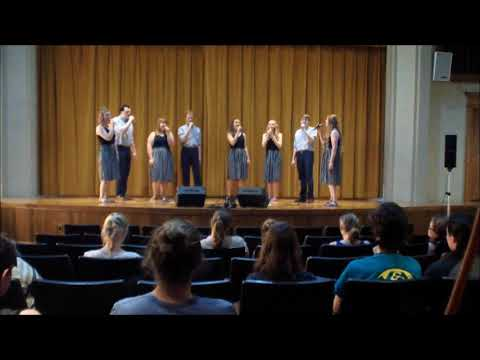 Let Us Worship- Geneva College's New Song