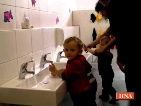 Eröffnung der Krippe der Kindertagesstätte Gilserberg