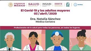 El COVID-19 y los adultos mayores