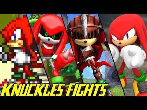 Evolution of Knuckles Battles (1994-2018)