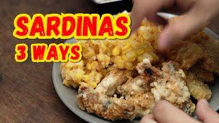 SARDINAS 3 WAYS