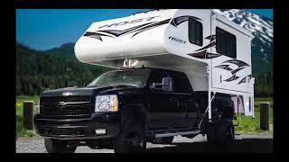 HOST Campers 2018 Cascade Truck Camper