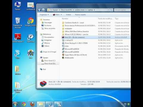 Descargar Ares 2012 100% funcionando