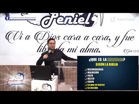 Peniel Internacional #5: Rompimientos De Iniquidades I Pastor Alonso