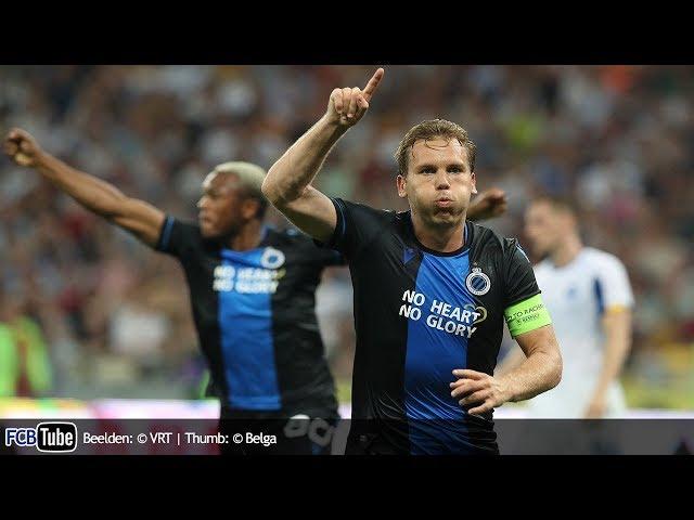 2019-2020 - Champions League - 02. 3de Voorronde - Dinamo Kiev - Club Brugge 3-3