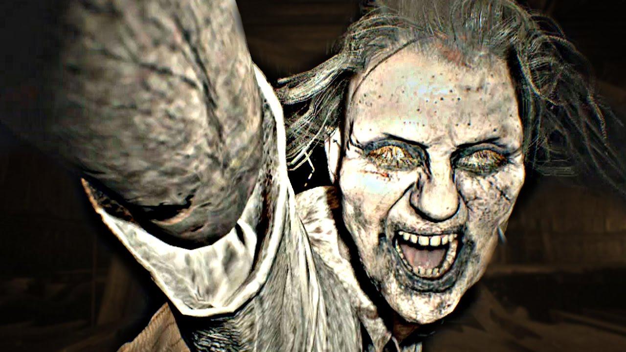 Marguerite Baker Resident Evil 7 Lore Youtube