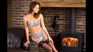 Made in England - Sulis Silks Winter 2014 lingerie photoshoot