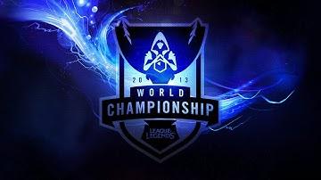 Worlds 2013 Final