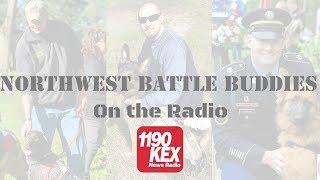 Training Service Dogs | Shannon Walker, Northwest Battle Buddies