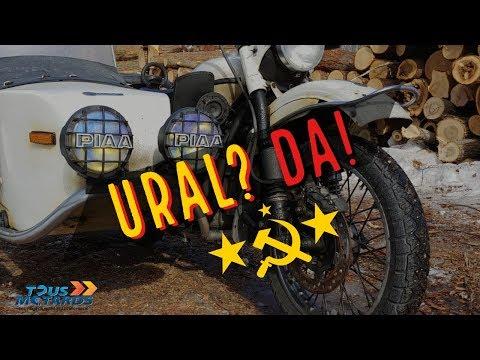 URAL PATROL 2006 - Hip Hip Hip Ural! Rencontre Avec Max.