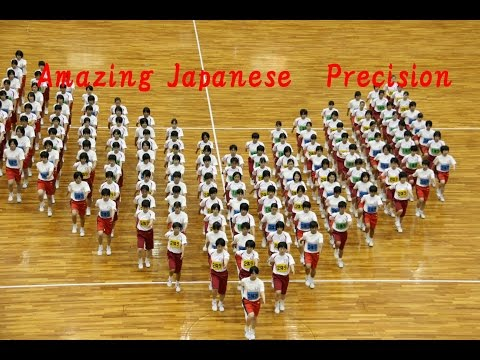 Amazing Japanese  precision