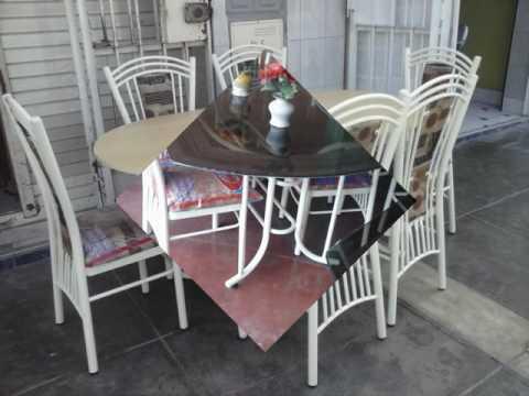 La casa de los colchones juego de comedor con sillas de - Casa de colchones ...