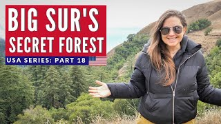 Philippines Chocolate Hills in USA! | Big Sur & Carmel-by-the-Sea VANLIFE | Brits in America Part 18