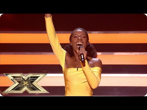 Shan Ako sings Summertime | Live Shows Week 5 | X Factor UK 2018