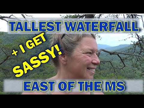 RV Living: I Visit Falls Creek Falls SP in TN, Tallest Waterfall East of the Mississippi