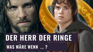 Herr der Ringe: Frodo hat versagt!   Was wäre wenn