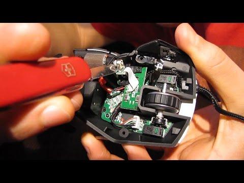 Как сделать клик на мышке фото 447