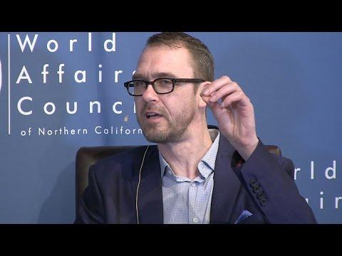 Chris Woods: America's Secret Drone Wars