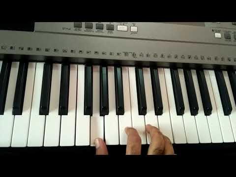 Tu Jo Mila | Bajrangi Bhaijan | Piano Cover