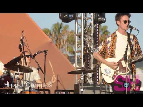Hippo Campus - Souls (LIVE at Santa Monica Pier)
