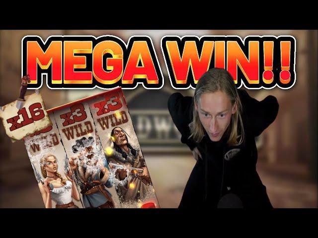 MEGA WIN! DEADWOOD BIG WIN - Online Casino from Casinodaddys live stream